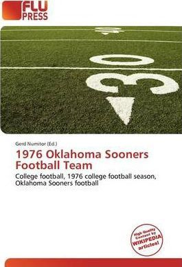 1976 Oklahoma Sooners Football Team