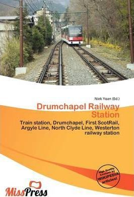 Drumchapel Railway Station