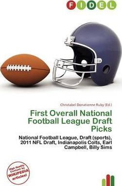 First Overall National Football League Draft Picks
