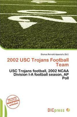2002 Usc Trojans Football Team