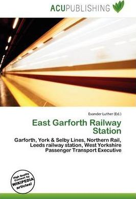 East Garforth Railway Station