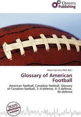 Glossary of American Football