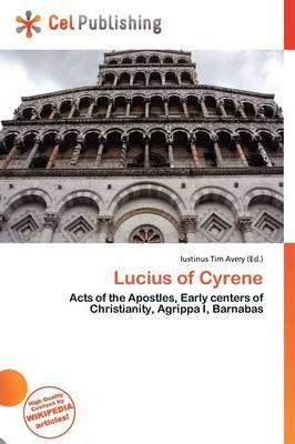 Lucius of Cyrene