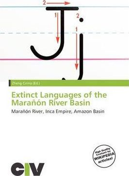 Extinct Languages of the Maranon River Basin