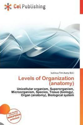 Levels of Organization (Anatomy)