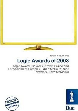 Logie Awards of 2003