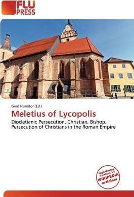 Meletius of Lycopolis