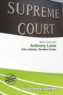 Anthony Lane