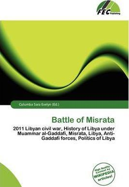 Battle of Misrata