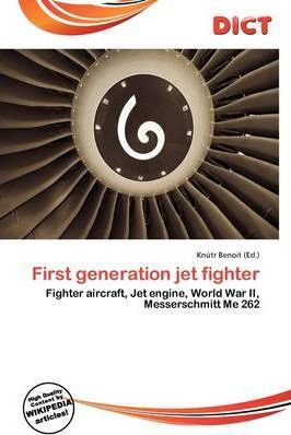 First Generation Jet Fighter