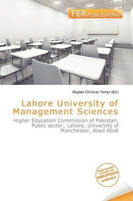 Lahore University of Management Sciences
