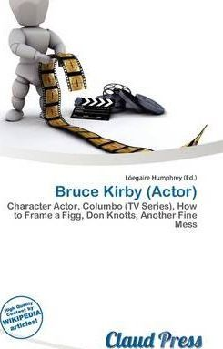 Bruce Kirby (Actor)