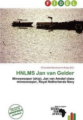 Hnlms Jan Van Gelder
