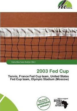 2003 Fed Cup