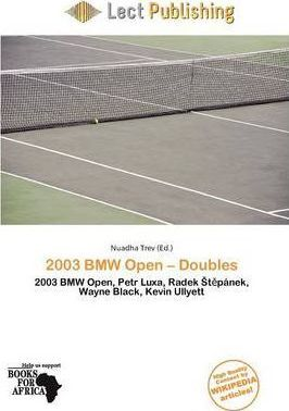 2003 BMW Open - Doubles