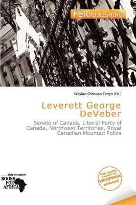 Leverett George Deveber