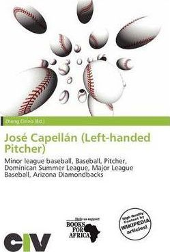 Jos Capell N (Left-Handed Pitcher)