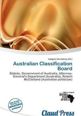 Australian Classification Board