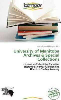 University of Manitoba Archives & Special Collections