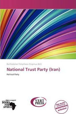National Trust Party (Iran)
