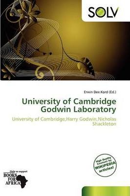 University of Cambridge Godwin Laboratory