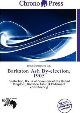 Barkston Ash By-Election, 1905