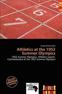 Athletics at the 1952 Summer Olympics