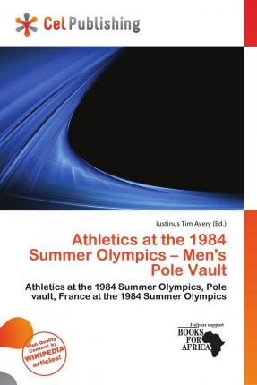 Athletics at the 1984 Summer Olympics - Men's Pole Vault