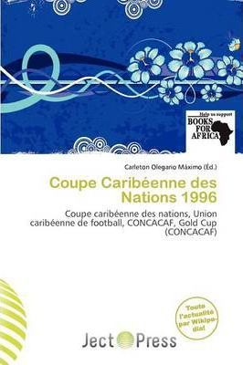 Coupe Carib Enne Des Nations 1996