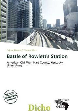 Battle of Rowlett's Station