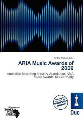 Aria Music Awards of 2009
