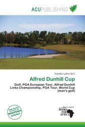 Alfred Dunhill Cup