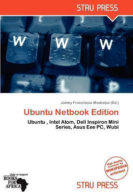 Ubuntu Netbook Edition