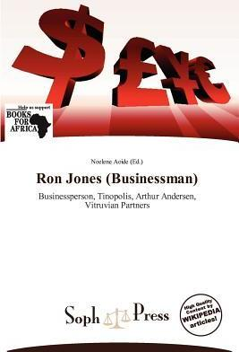 Ron Jones (Businessman)