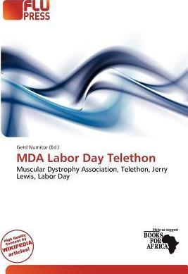 Mda Labor Day Telethon