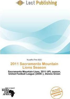 2011 Sacramento Mountain Lions Season