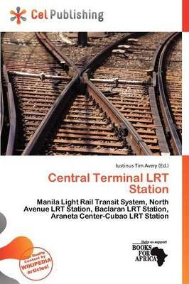 Central Terminal Lrt Station