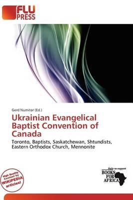 Ukrainian Evangelical Baptist Convention of Canada : Gerd