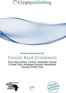 Francis Reed (Cricketer)