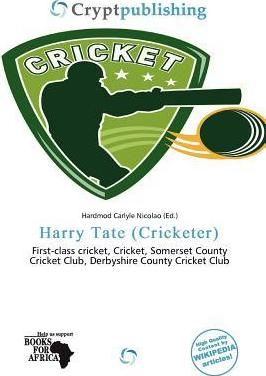 Harry Tate (Cricketer)