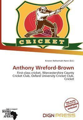Anthony Wreford-Brown