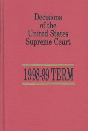 Decisions of the United States Supreme Court