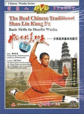 Real Chinese Traditional Shao Lin Kung Fu