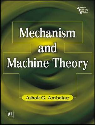 Mechanism and Machine Theory