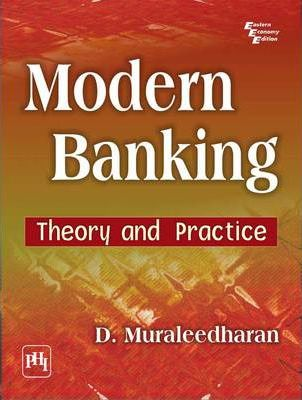 Modern Banking  Theory and Practice