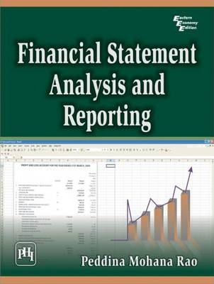 Financial Statement Analysis And Reporting  Peddina Mohana Rao