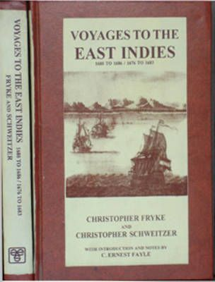Voyages to the East Indies