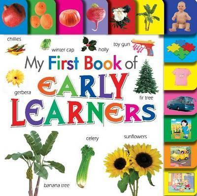 My First Book of Early Learners