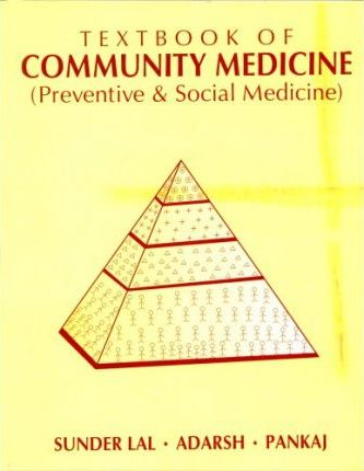 Textbook of Community Medicine