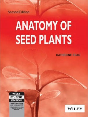 Anatomy of Seed Plants, 2nd Ed : Katherine Esau : 9788126508204